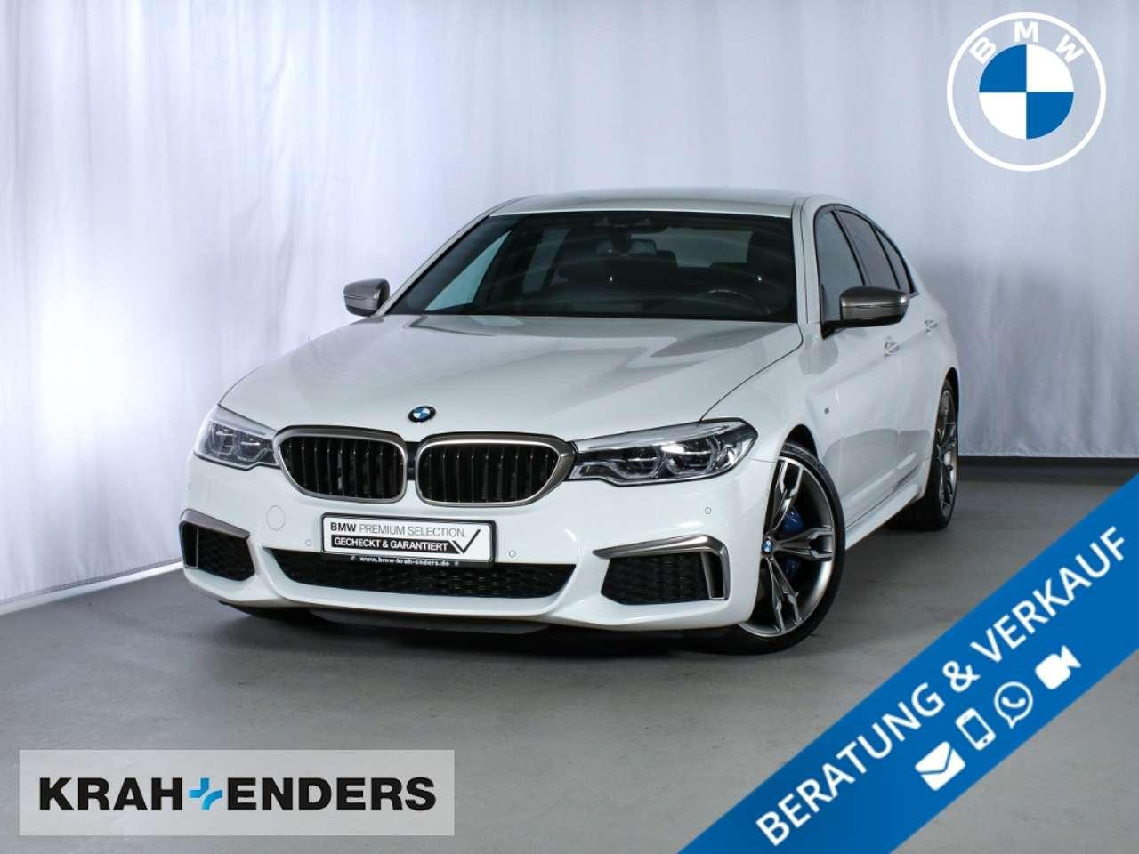 Autos nach BMW 5-Series M550i xDrive