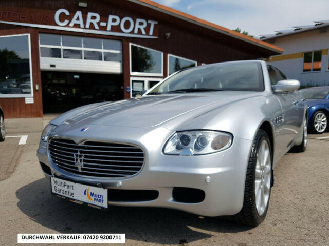 Autos nach Maserati Quattroporte V
