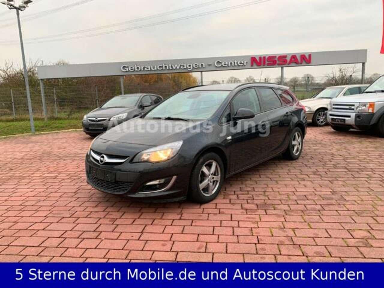 Autos nach Opel Astra Sports Tourer 1.4 Turbo