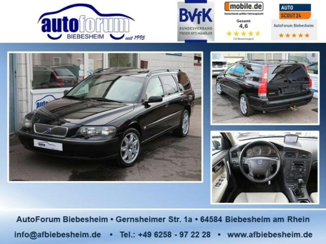 Autos nach Volvo V70 V70 2.0T