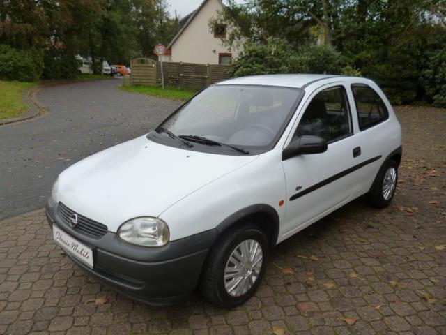 Autos nach Opel Corsa 1.7D