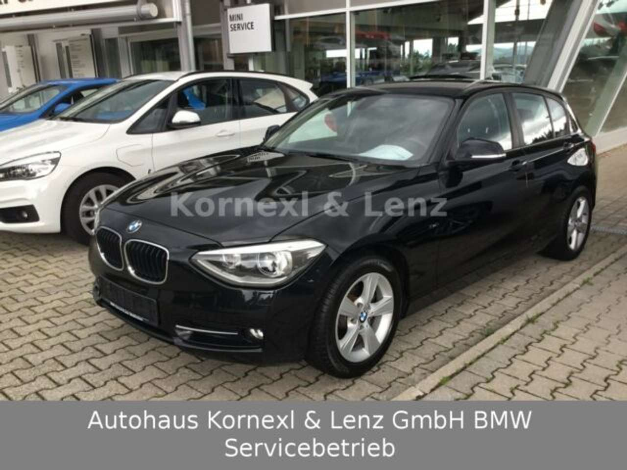 Used Bmw 1 Series 116d