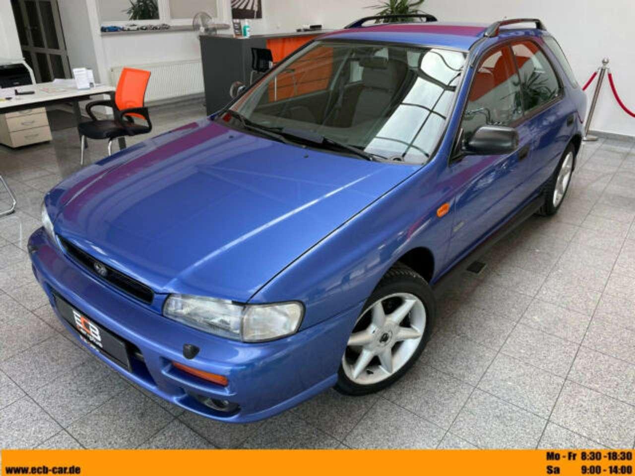 Autos nach Subaru Impreza 2.0 GL