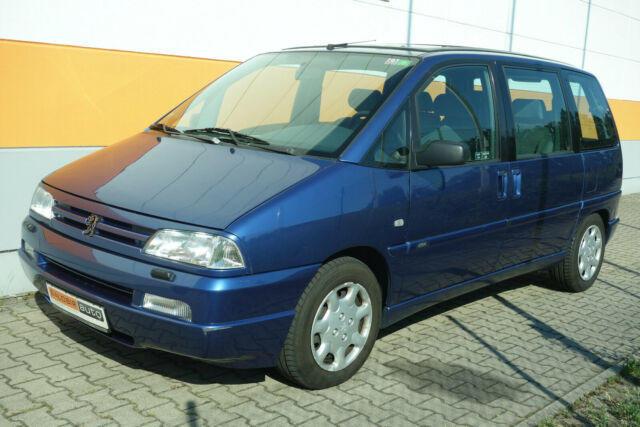 Autos nach Peugeot 806
