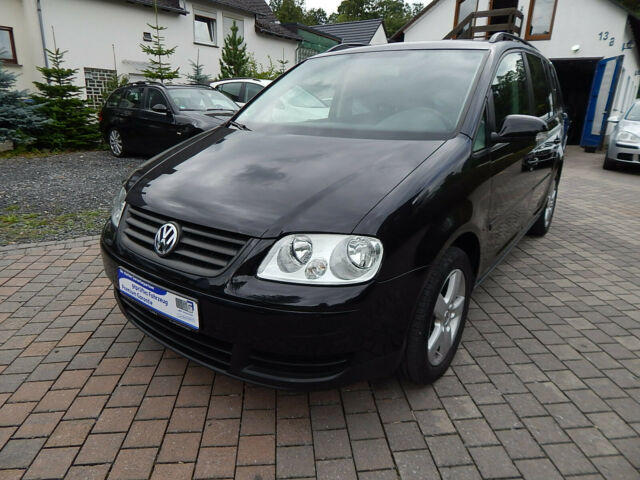 Used Volkswagen Touran 1.6