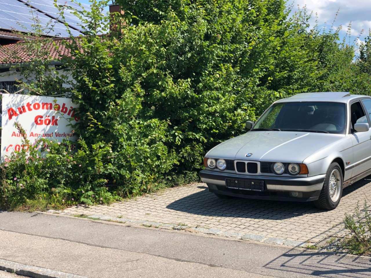 Autos nach BMW 5-Series 525tds