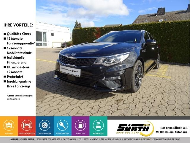 Used Kia Optima