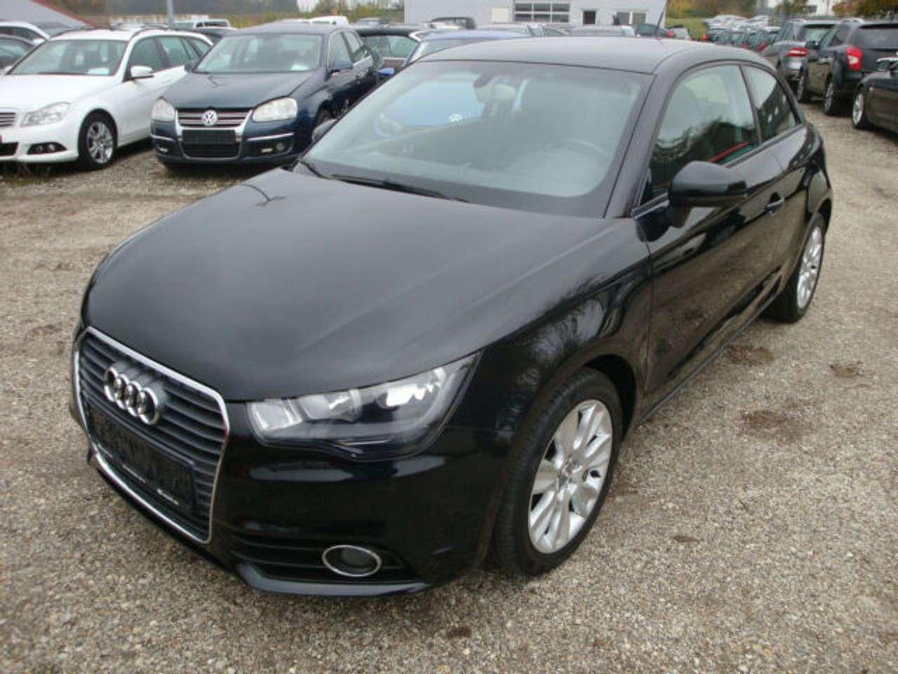 Autos nach Audi A1 1.4 TFSI