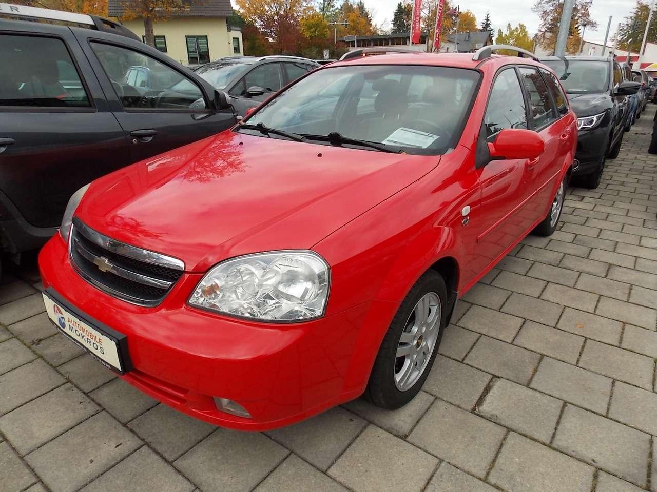 Autos nach Chevrolet Cruze 1.6 SW