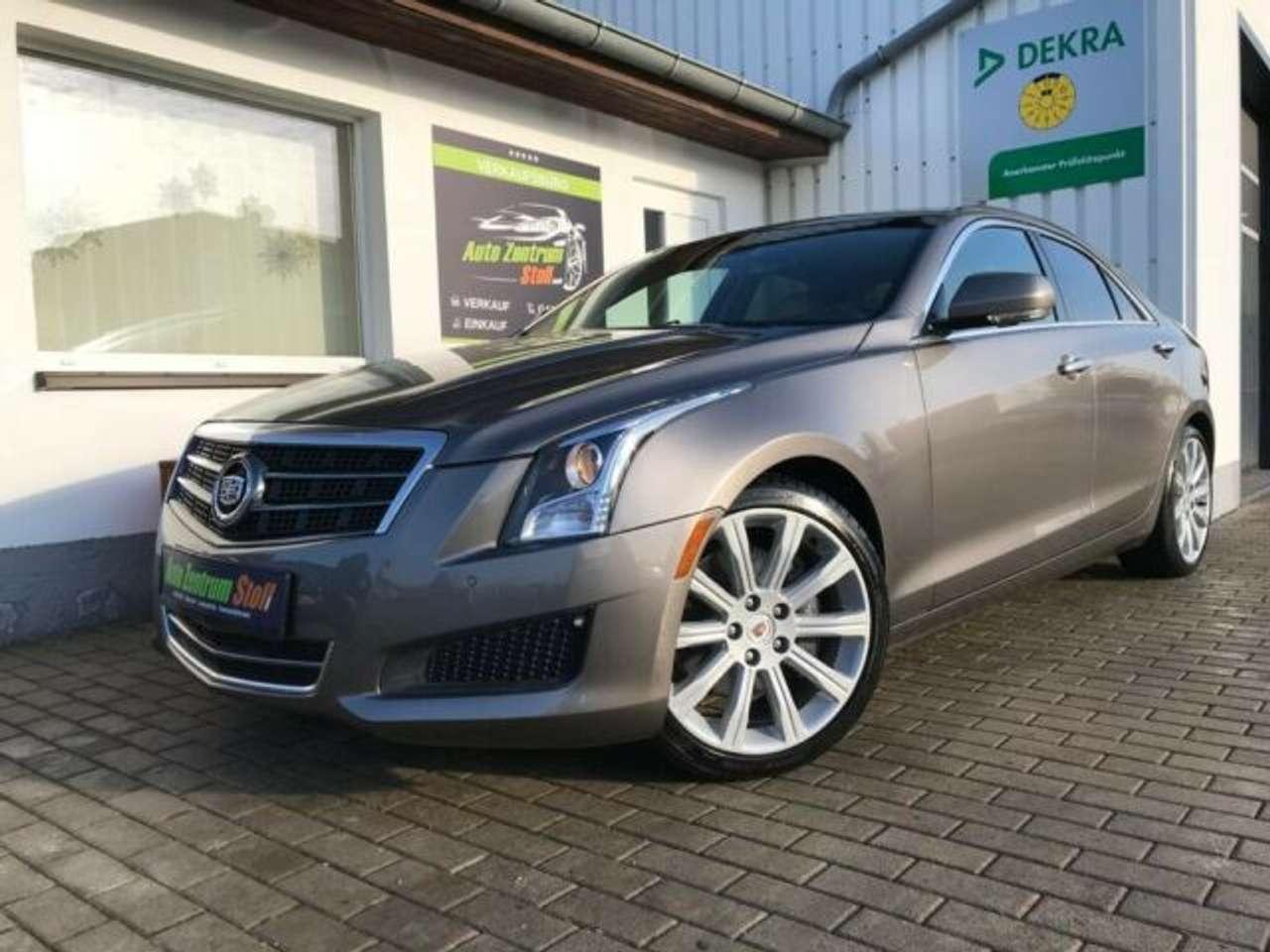 Autos nach Cadillac ATS 2.0 Turbo