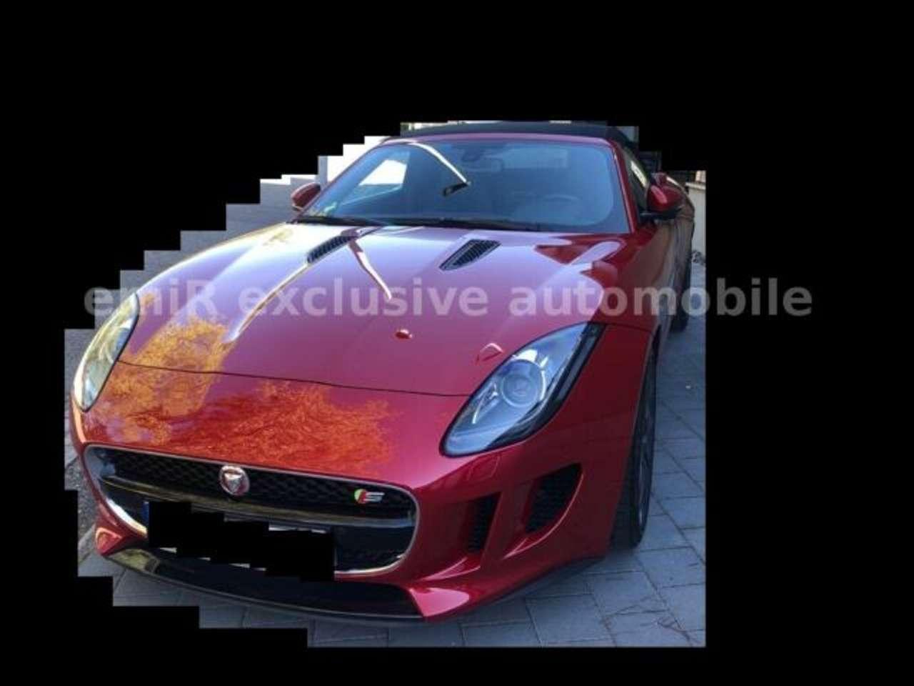 Autos nach Jaguar F-Type S Coupé