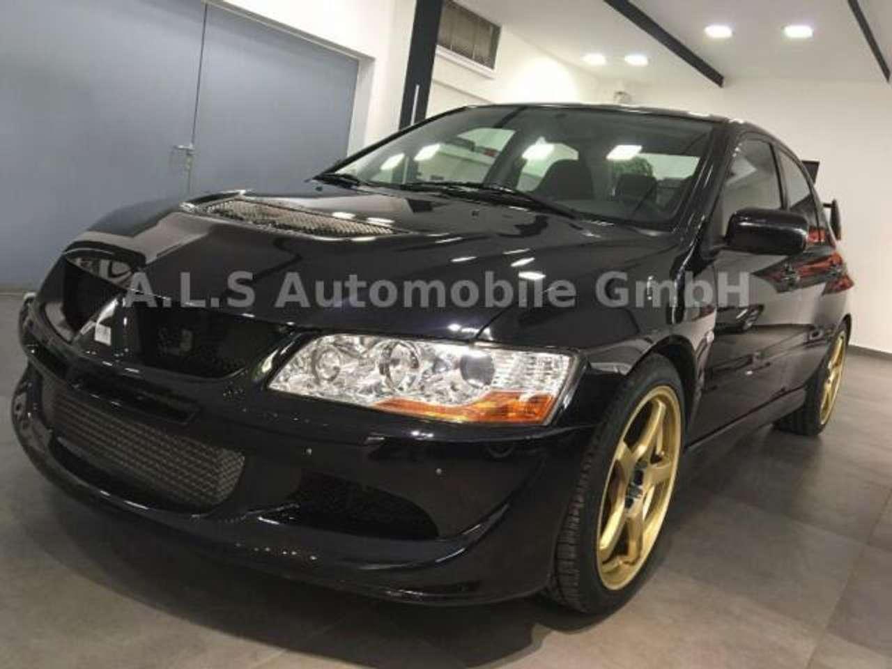 Autos nach Mitsubishi Lancer Evolution VIII 2.0 16V