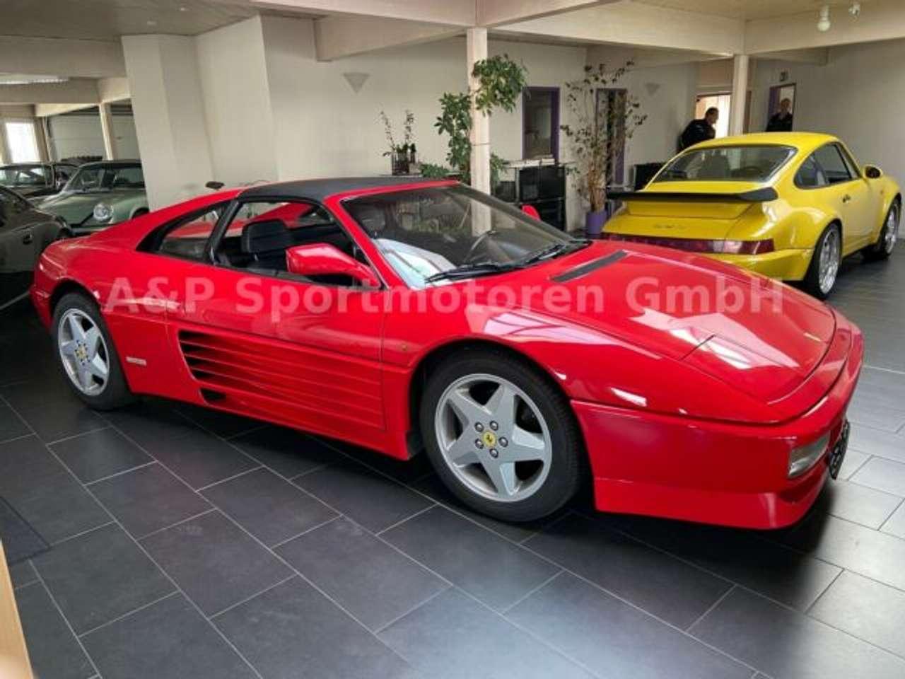 Autos nach Ferrari 348 ts