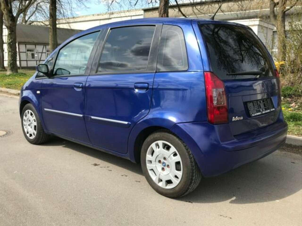 Autos nach Fiat Idea