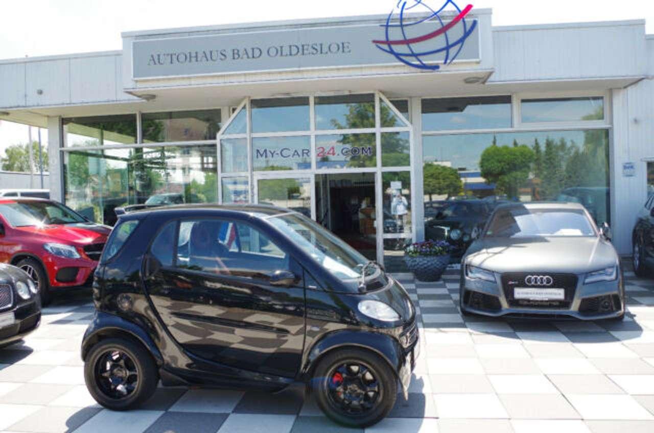 Autos nach Smart Fortwo fortwo coupé electric drive