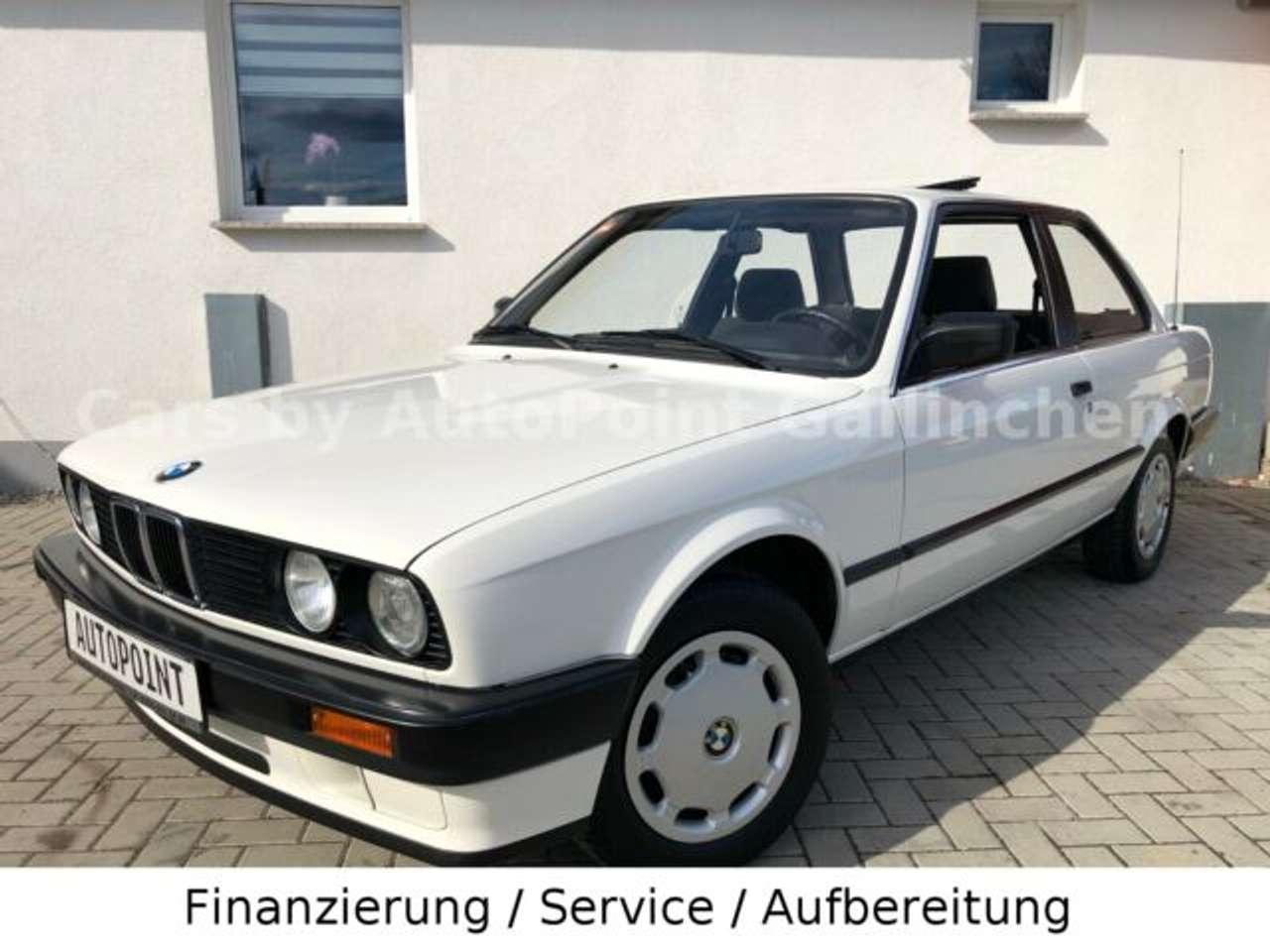 Autos nach BMW 3-Series 316i