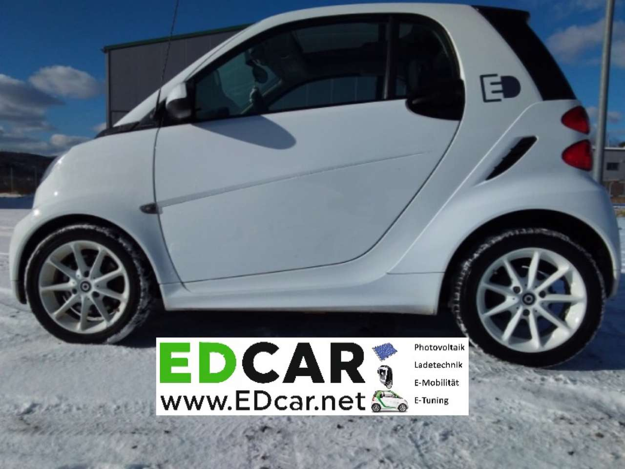 Autos nach Smart Fortwo fortwo Brabus