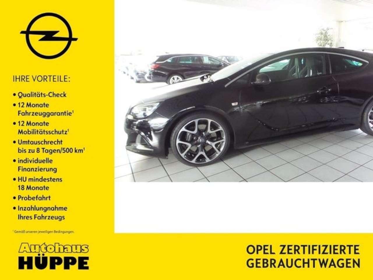 Autos nach Opel Astra GTC OPC