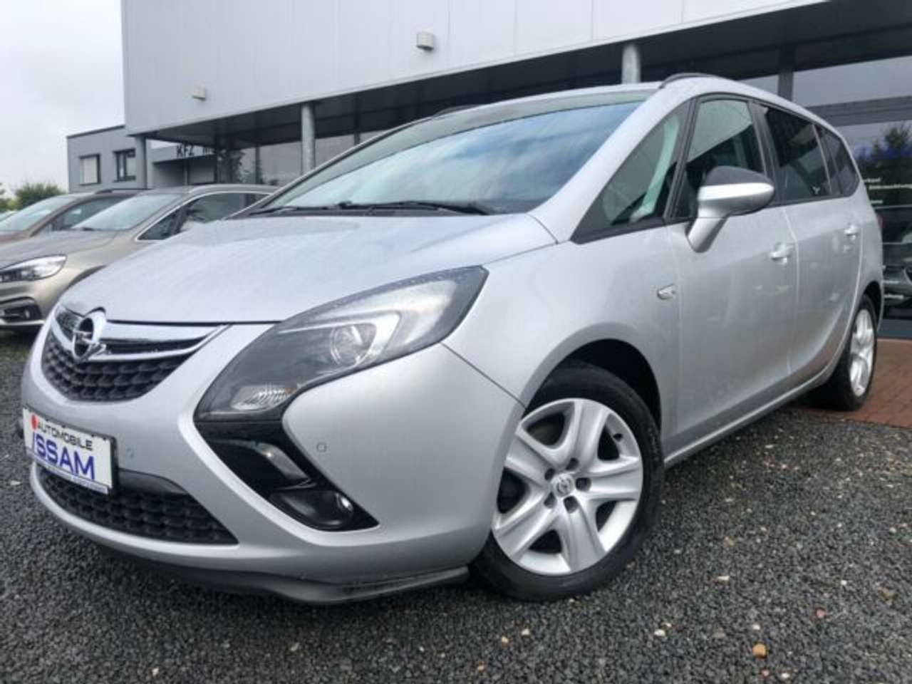 Autos nach Opel Zafira Tourer 1.4 Turbo