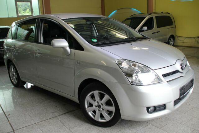 Autos nach Toyota Corolla Verso