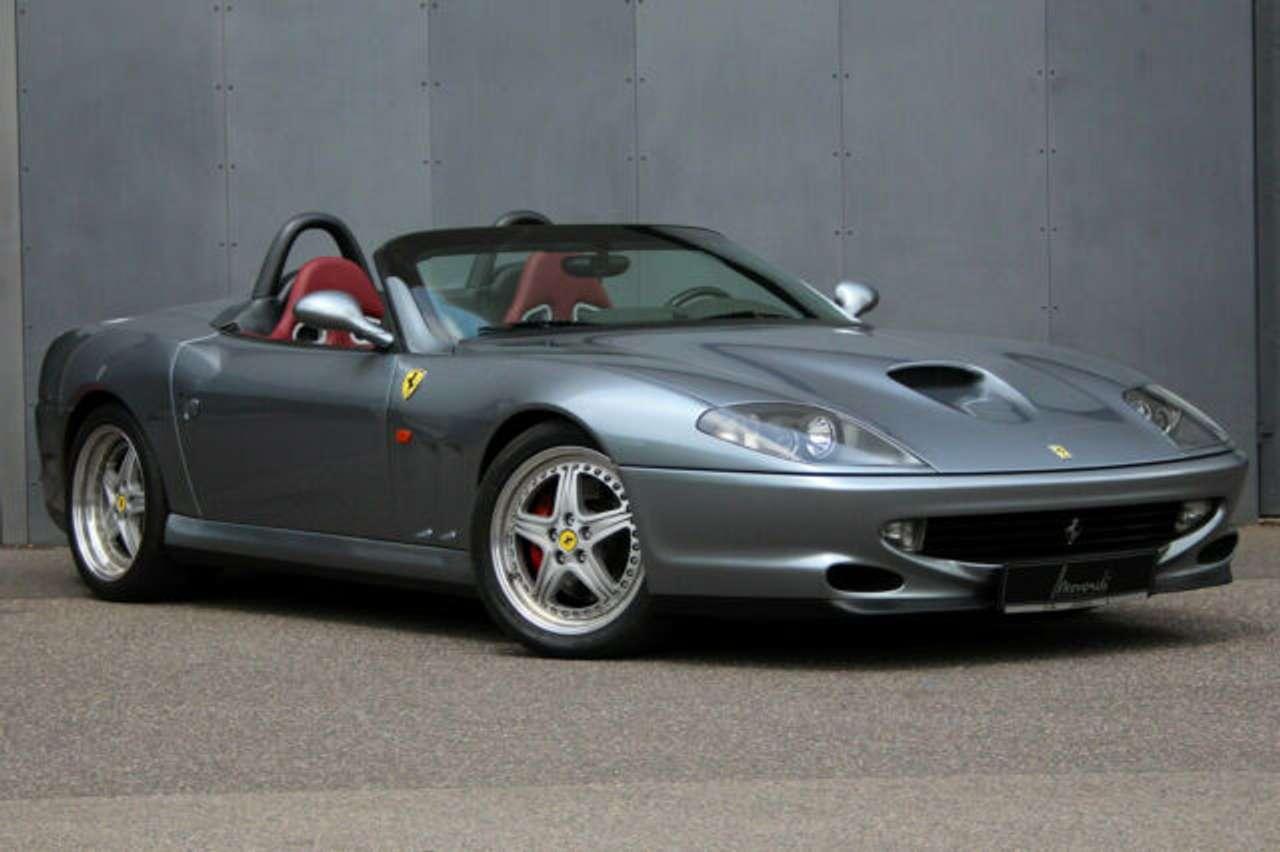 Autos nach Ferrari 550 550 Maranello