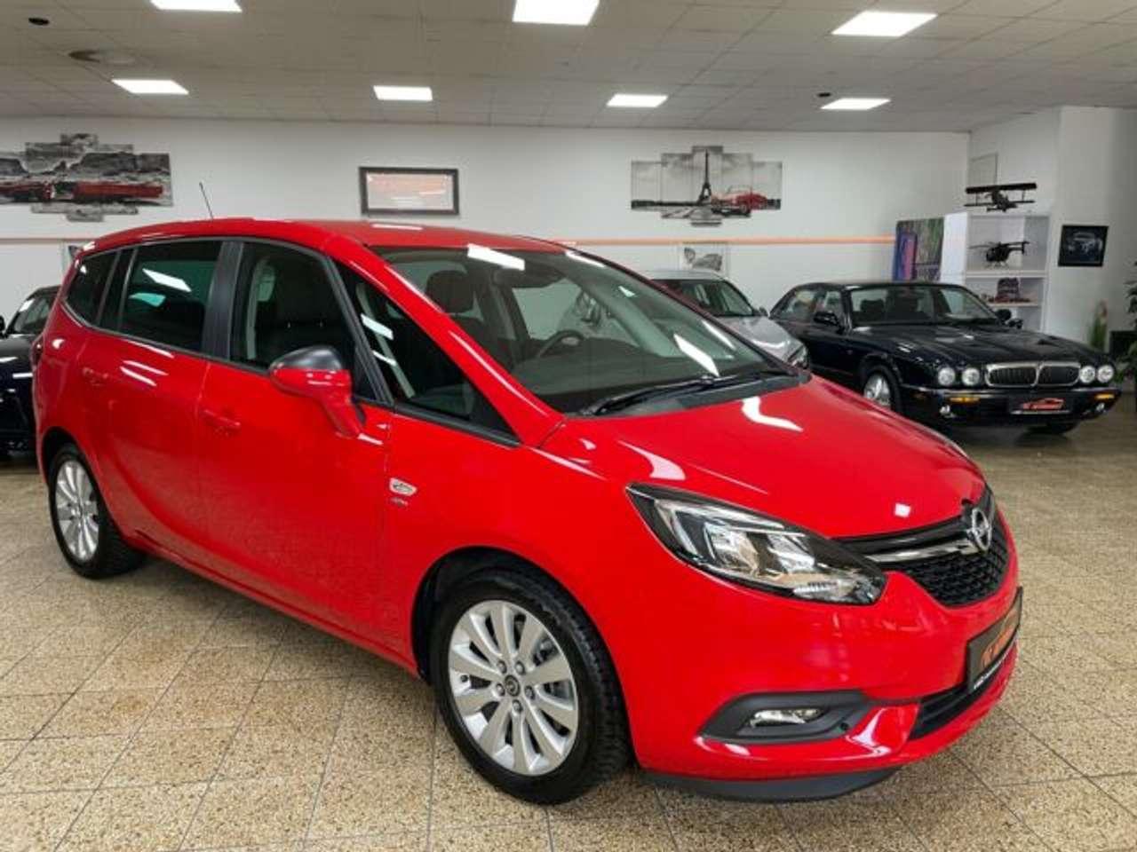 Autos nach Opel Zafira 1.8 LPG