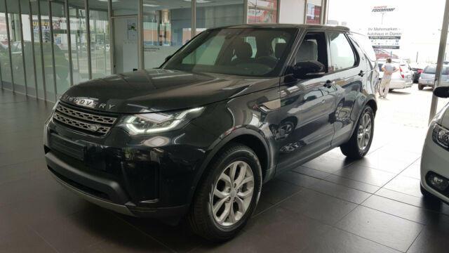 Autos nach Land Rover Discovery SD4
