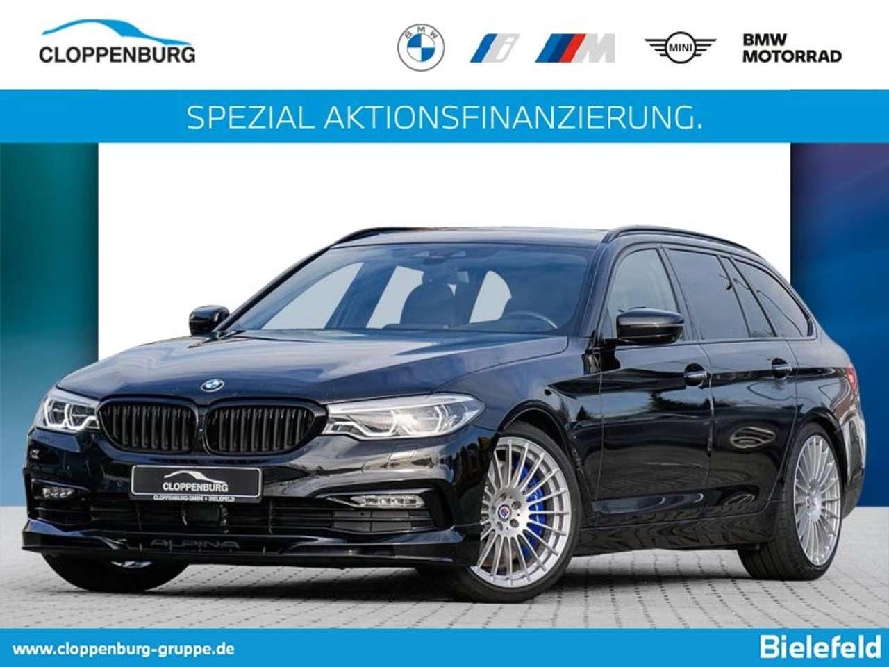 Autos nach BMW B5 Biturbo Touring Allrad