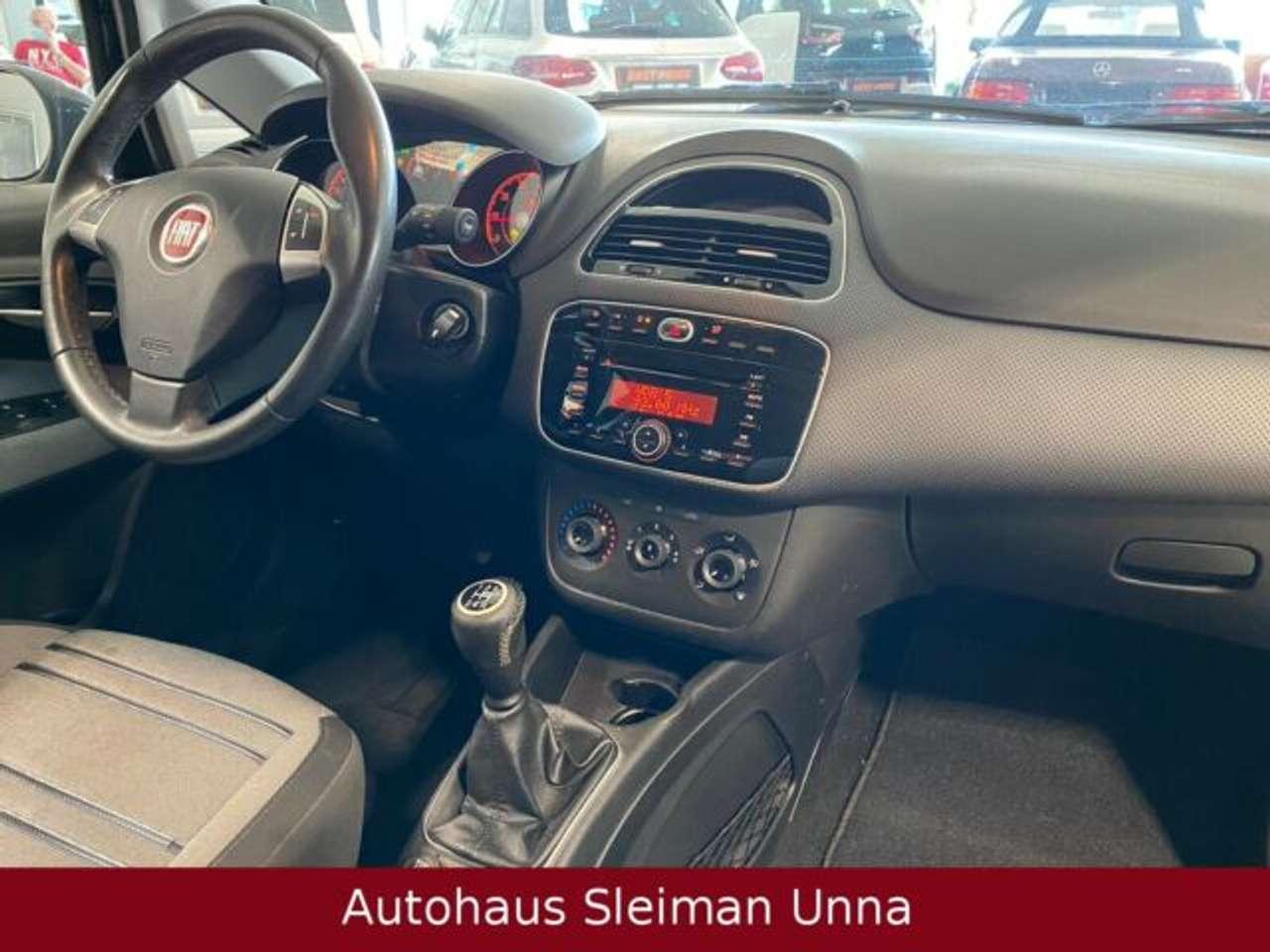 Autos nach Fiat Punto Evo