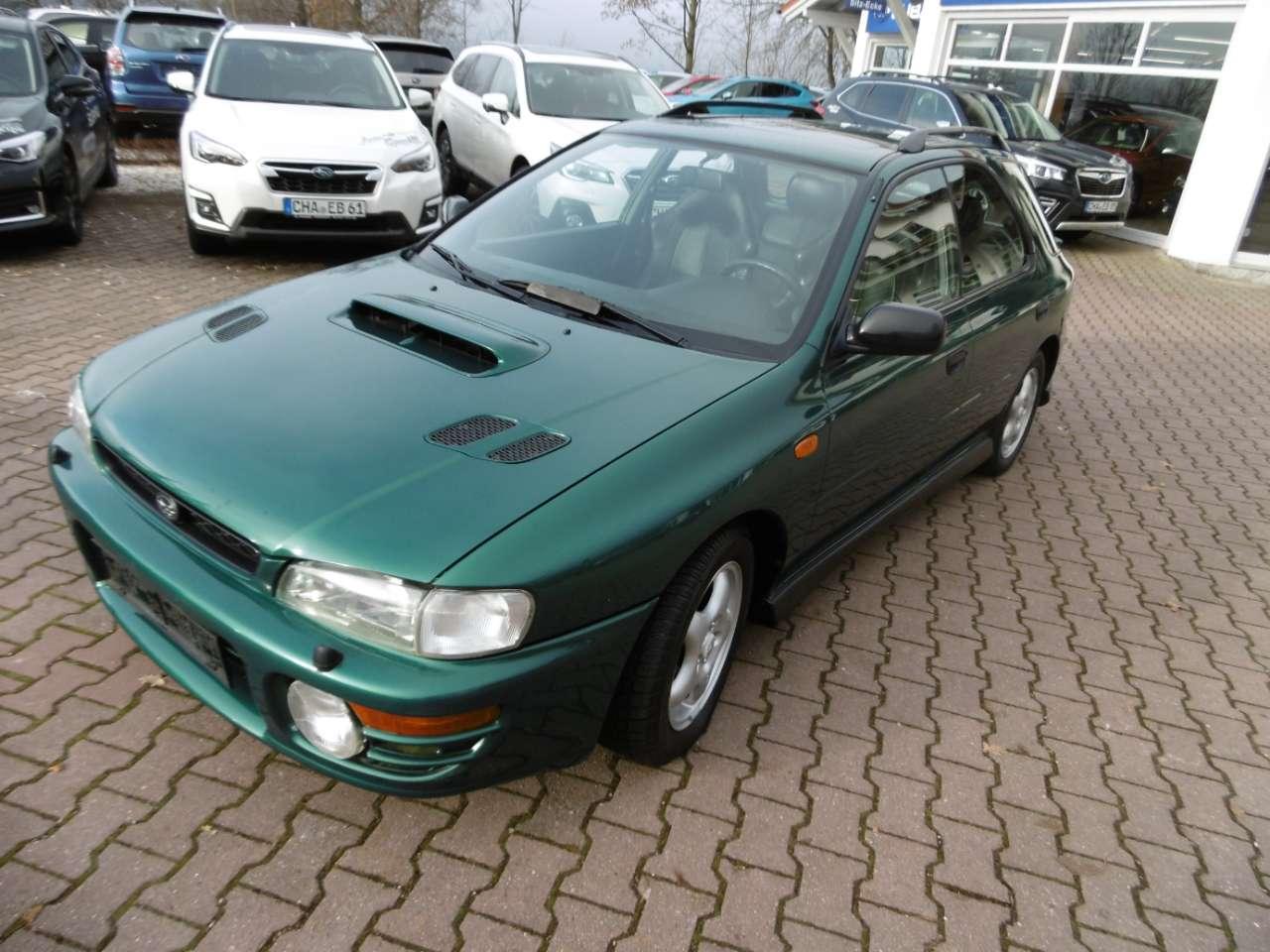 Autos nach Subaru Impreza Turbo