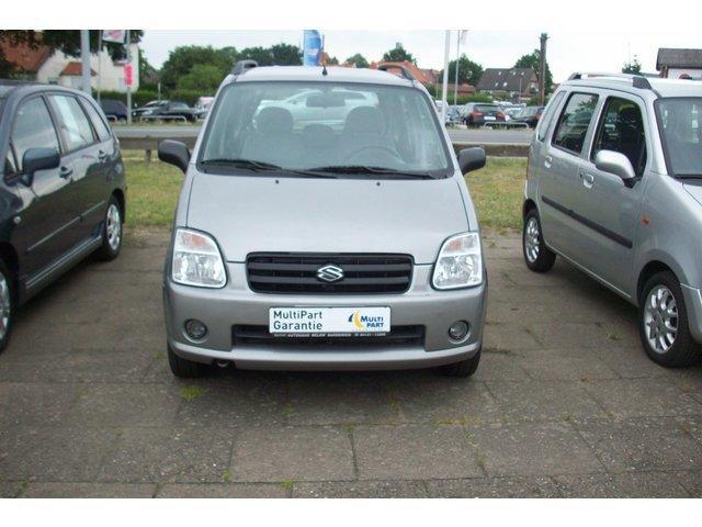 Autos nach Suzuki Wagon R+