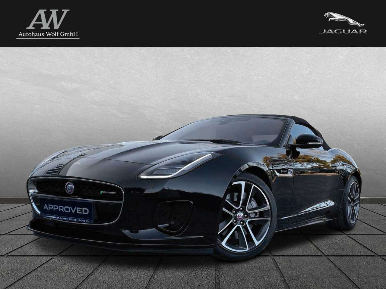Autos nach Jaguar F-Type Coupé 2.0 Twinturbo