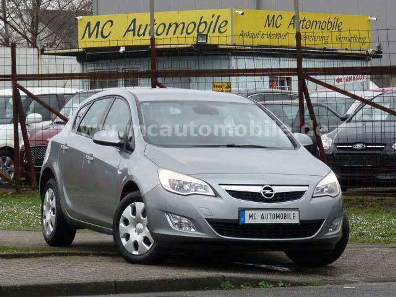 Autos nach Opel Astra 1.4 Turbo