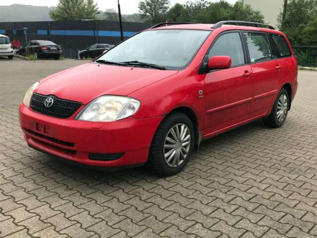 Autos nach Toyota Corolla Combi 1.6