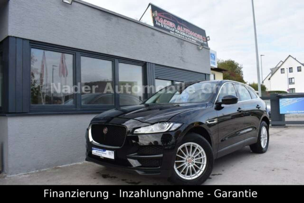Autos nach Jaguar F-Pace 20d E-Performance