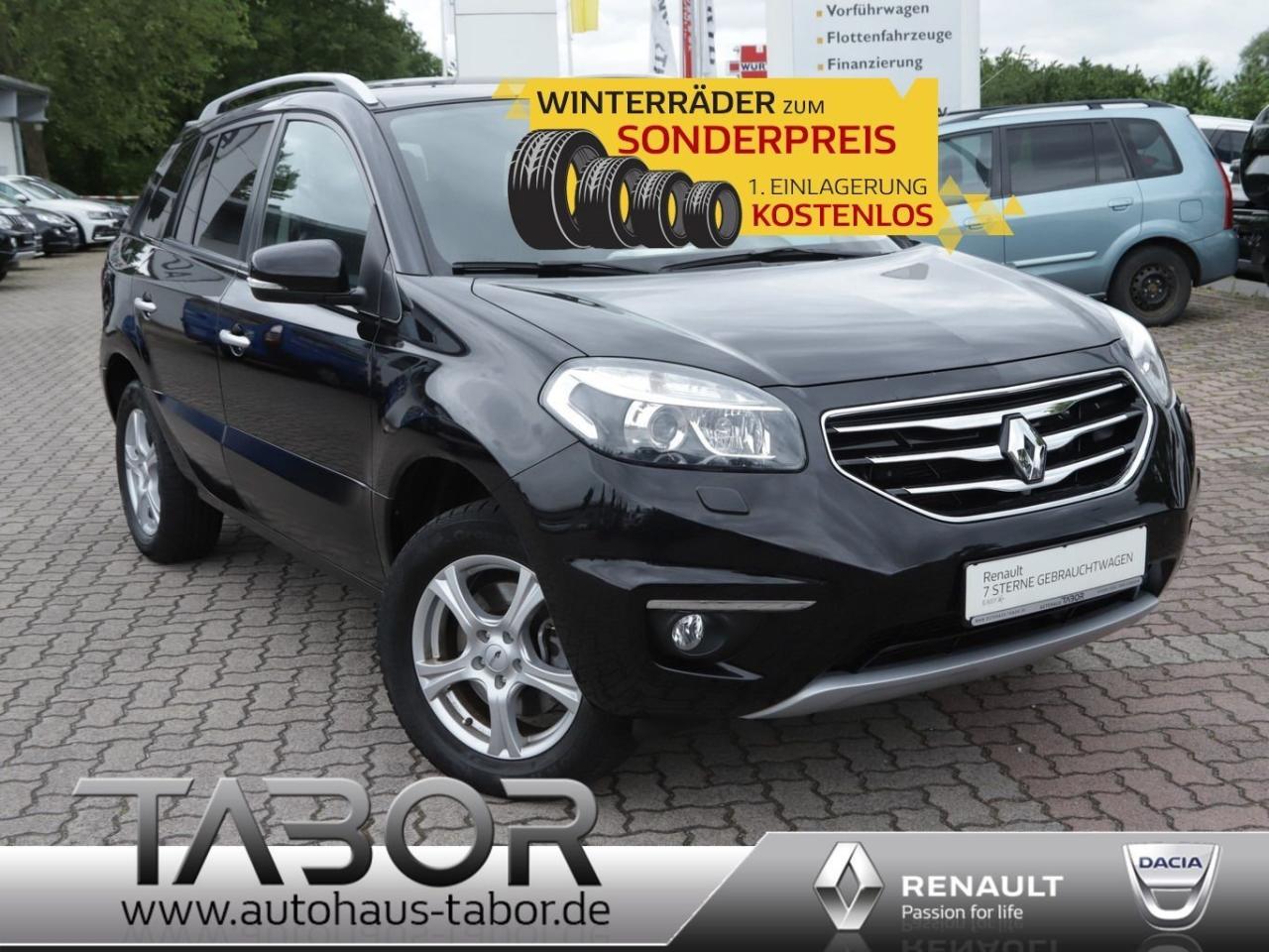 Autos nach Renault Koleos 2.5 16V 170