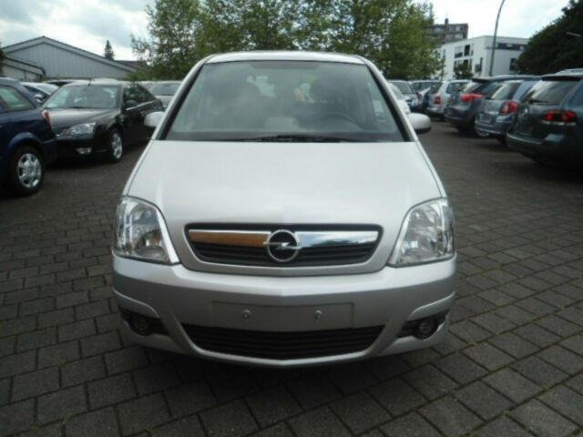 Used Opel Meriva 1.6