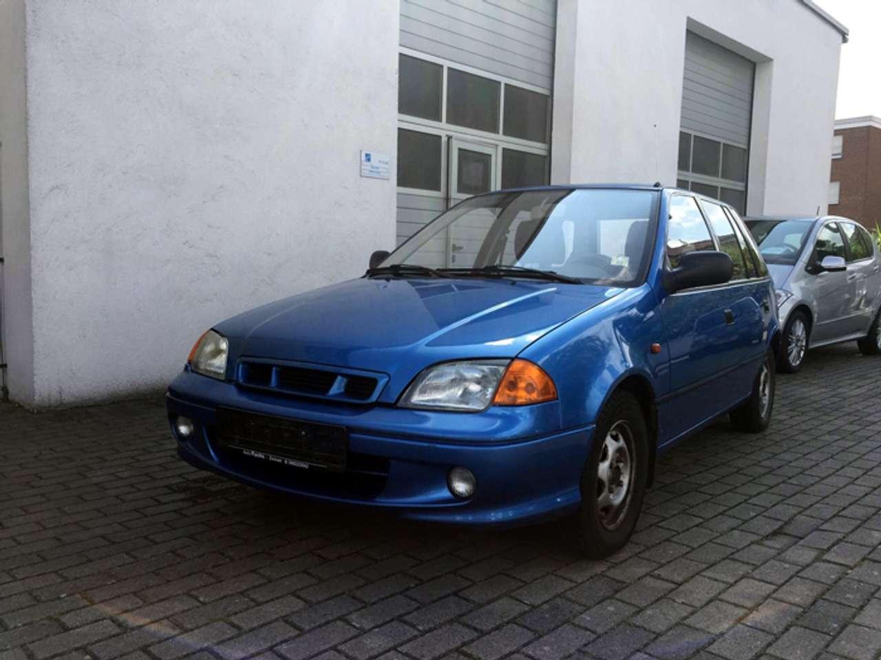 Autos nach Subaru Justy 1.3