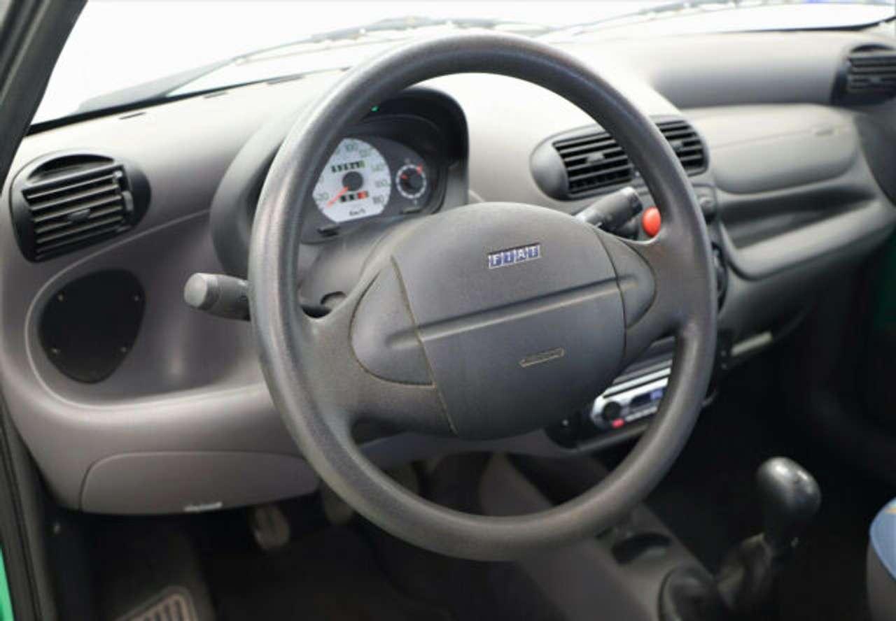 Autos nach Fiat Seicento