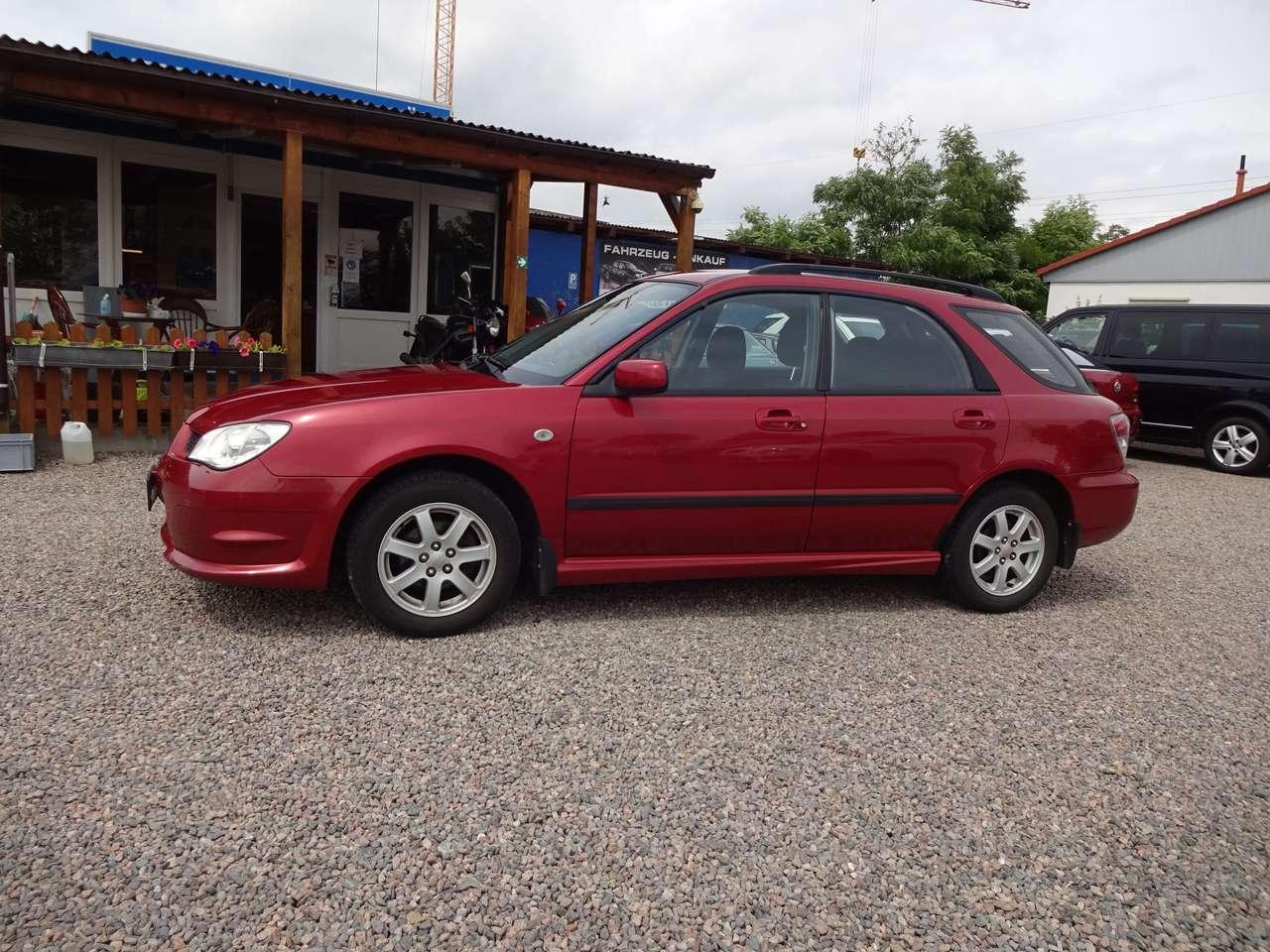 Autos nach Subaru Impreza Sportcombi 1.5R