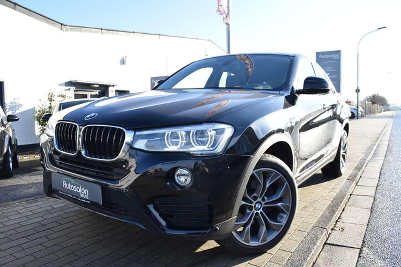 Autos nach BMW X4 xDrive35i