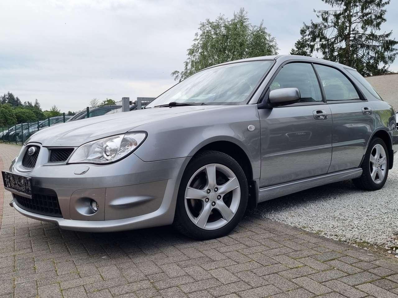 Autos nach Subaru Impreza Sportcombi 2.0 R