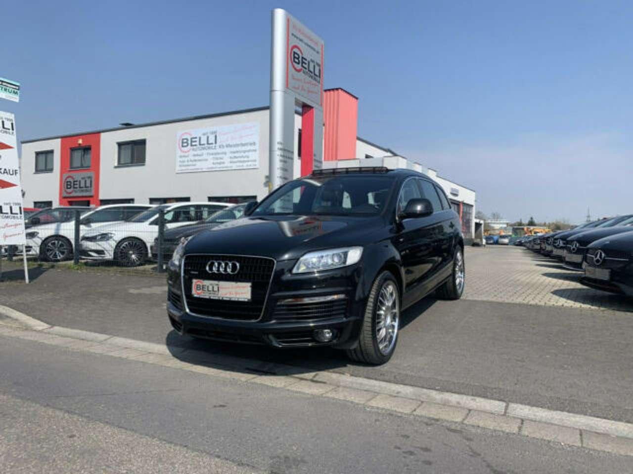 Autos nach Audi Q7 4.2 TDI quattro