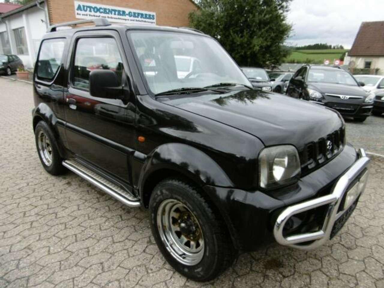 Autos nach Suzuki Jimny 4WD