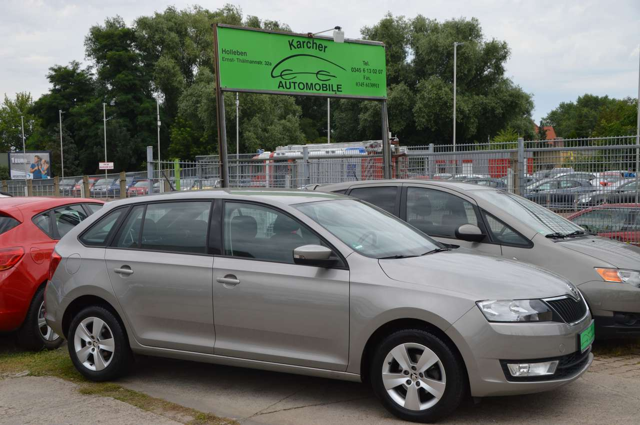 Autos nach Skoda Rapid 1.2 TSI Green tec