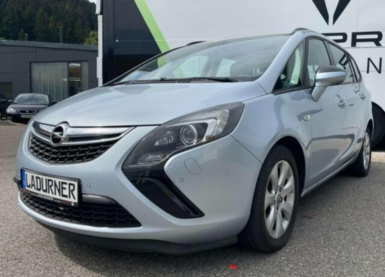 Autos nach Opel Zafira Tourer 1.6 SIDI Turbo
