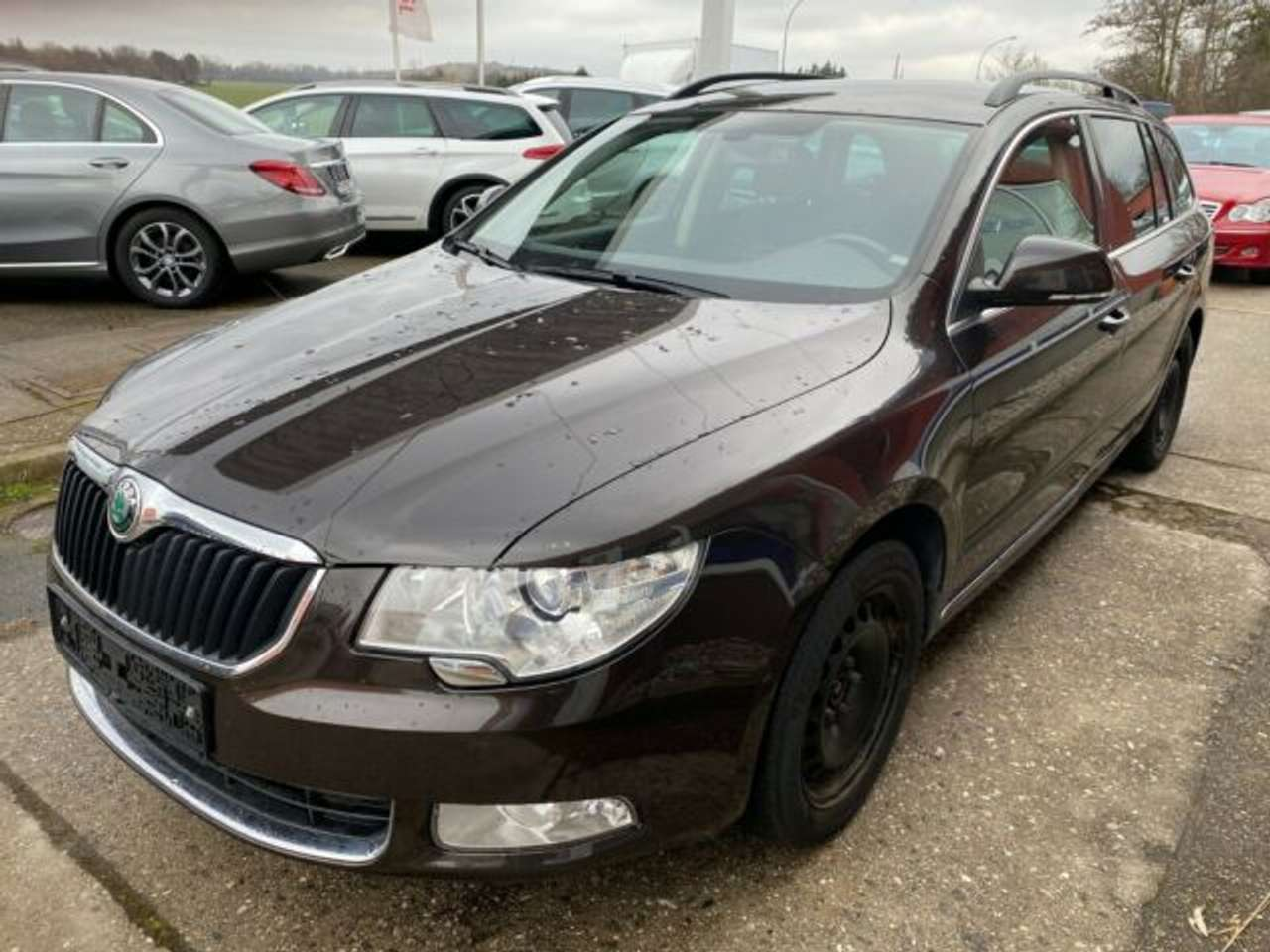 Autos nach Skoda Superb Combi 2.0 TDI-PD