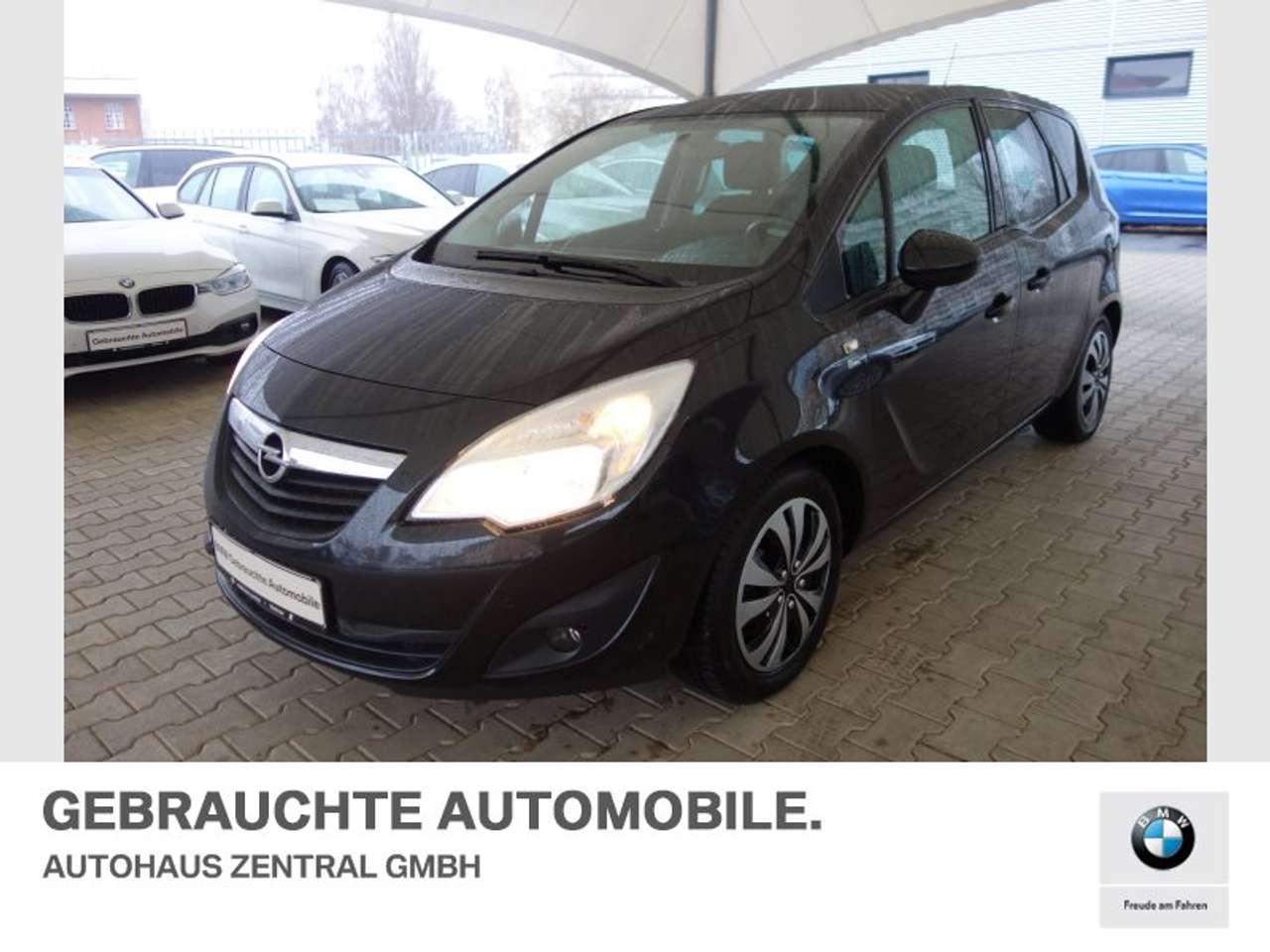 Used Opel Meriva 1.4 Turbo