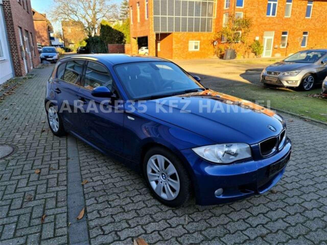 Autos nach BMW 1-Series 118d