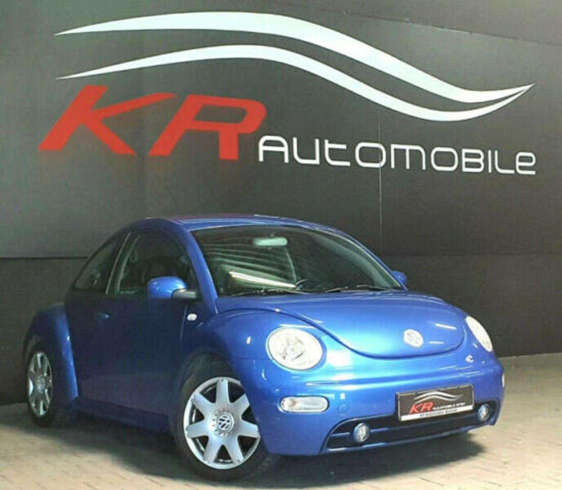 Autos nach Volkswagen New Beetle 1.9 TDi